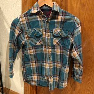 Flannel shirt size Small